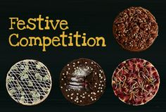 After Dinner Mint ☺WIN four festive cheesecakes to share with friends and family over the holiday season. The delicious After Dinner Mint, Cool Cranberry & Lime, Festive Chocolate Log Truffle & Pecan Pie. English Cheesecake Company, Yummy Treats, Sweet Treats, After Dinner Mints, Chocolate Log, Chocolate Festival, Love Cupcakes, Christmas Table Settings, Christmas Goodies