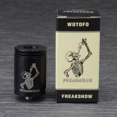 Freakshow RDA Atomizer by Wotofo A Mod Rda Atomizer, Vape, Clouds, Smoke, Electronic Cigarette, Vaping, Electronic Cigarettes, Cloud