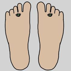 Believe it or not, feet play a huge role in your mental and physical health. Find out where these 9 parts of the foot connect to in your body. Foot Reflexology, Foot Massage, Fabric Textures, Acupressure, Improve Yourself, Health Fitness, The Incredibles, Pandora, Sport