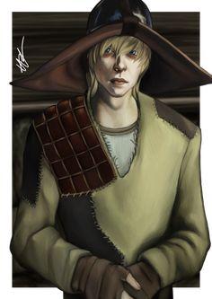 Dragon Age Inquisition Cole by dreNerd