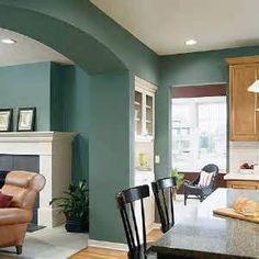 interior kitchen paint color schemes - Bing Images