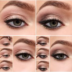 From a day at the office to a fun night out, our Day to Night Eye Shadow Tutorial has got you covered! Our full tutorial on the blog shares all the deets!