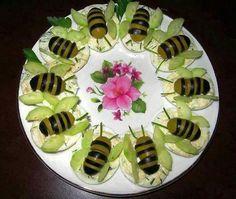 Olivenbienen