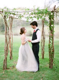 definitely want a chuppah at my wedding!