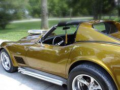 Fast Corvette
