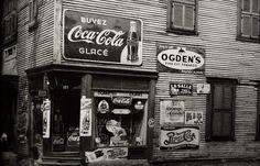 Montréal 1945. Rue St-Ferdinand. by DubyDub2009, via Flickr