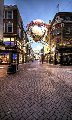 Carnaby St. LONDRES.