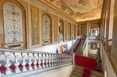 Escalera Imperial del Palacio Real de Valladolid