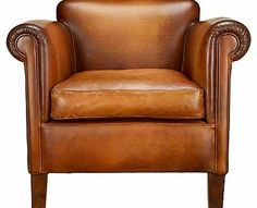 John Lewis Camford Armchair, Leather This traditional low back chair features scrolled arm detailing and a plump fibre-filled cushion. The hand-antiqued buffalo hide ensures that each piece looks unique. http://www.comparestoreprices.co.uk/living-room-furniture/john-lewis-camford-armchair-leather.asp
