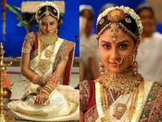 Cultural Celebrations: Tamil Wedding Saree