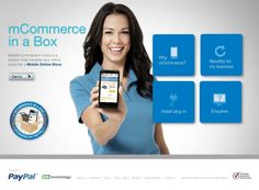 Mobile Commerce in a Box - Mobile Awards - Mobies