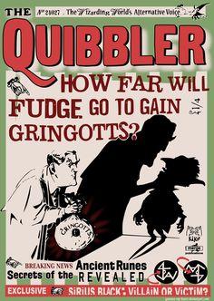 Harry Potter Party - The Quibbler (Luna Lovegood)
