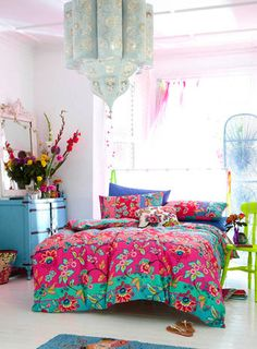 ACCESSORIZE Fabel Folk Bedding Set - bedding sets - BHS