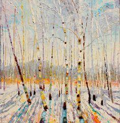 Pat Matthews' ~ Winter Horizon