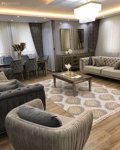 Home Decor Recibidor .Home Decor Recibidor Home Living Room, Living Room Designs, Living Room Decor, Decor Room, Wall Decor, Home Interior Design, Interior Decorating, Cheap Home Decor, Home Decor Accessories