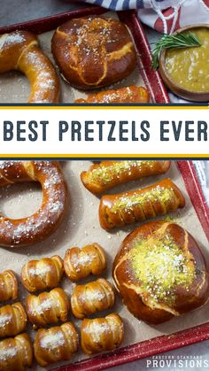 Appetizer Recipes, Snack Recipes, Appetizers, Grilling Recipes, Cooking Recipes, Good Food, Yummy Food, Tasty, Pretzels Recipe
