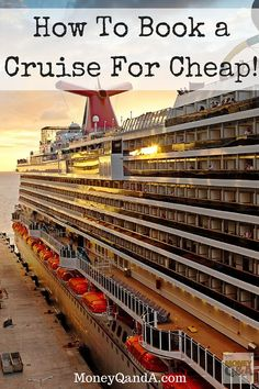 - Sky's the limit when it comes to summer vacation ideas, and if you're looking for an affordable yet exotic trip for the upcoming warmer months, then you can't go wrong with a cruise! If you're not sure if/how you'll be able to afford it, these cheap cruise tips lay out everything you need to know to minimize your vacation expenses while maximizing fun while sailing the seven seas!