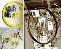 enmarcar+fotos+con+ruedas+de+bicicleta