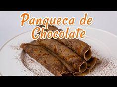 Como fazer Panqueca de Chocolate - Receitas de Minuto EXPRESS #08