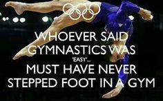 I hate it when people at school say gymnastics is easy. If you want me to go … I hate it when people at school say gymnastics is easy. All About Gymnastics, Gymnastics Tricks, Gymnastics Workout, Gymnastics Team, Olympic Gymnastics, Gymnastics Stuff, Olympic Games, Acrobatic Gymnastics, Artistic Gymnastics