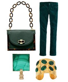 Green With Envy- The Pursuit of Style
