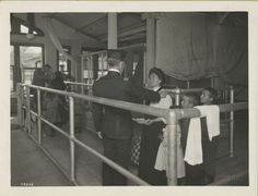 Why Your Family Name Was Not Changed at Ellis Island (and One That Was) (via the New York Public Library)