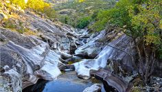 Garganta de los Infiernos         Situada en el Valle del Jerte,   reserva natural,   está comprendida entre la vertiente   noroeste... Merida, Reserva Natural, Fauna, Waterfall, Outdoor, North West, Ruins, Urban Art, Legends