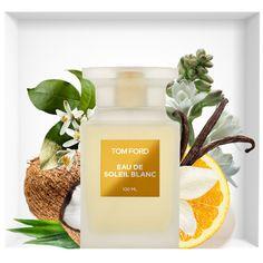 Eau de Soleil Blanc Tom Ford for women and men 2018 perfume
