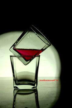 still life glass photography