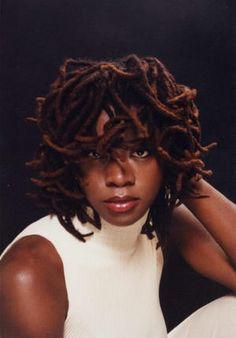 Unique Loc Style | Black Women Natural Hairstyles