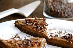 Healthy Brownie Recipe with Avocado Cream