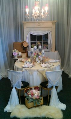 #vintage #glam #tablescape #wedding #LegacyEvents