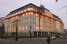 bratislava - Hotel Carlton
