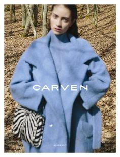 Carven Campaign Winter 2013