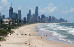 Another beautiful day on the #GoldCoast of Australia  www.parkmyvan.com.au #ParkMyVan #Australia #Travel #RoadTrip #Backpacking #VanHire #CaravanHire