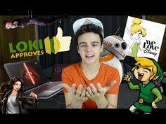 LOKI APPROVES #6 / Andrés Navy - YouTube