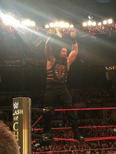 Roman Reigns became the New US Champion