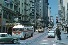 San Francisco - Powell Street (1959)