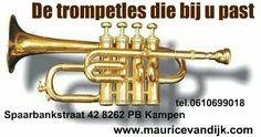 Trompetles in Kampen @ Maurice van Dijk