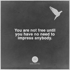 Not free until......