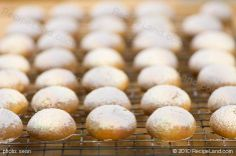 Traditionally baked during 'Sinterklaas', a feast on 5 December (6 December in Belgium and Germany) on which little children receive gifts from the holy St. Nicholas, the partial inspiration for Santa Claus. In Germany, Pfeffernüsse are traditionally made during the Christmas season.