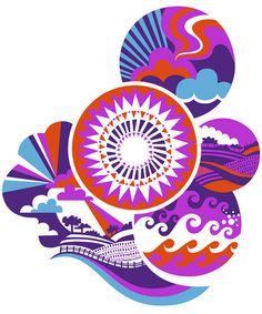 Sanna Annukka.... love her style of illustration