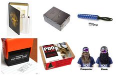 Trying to get some good laughs in this holiday? Check out some of these humorous and unusual gift ideas from Convenient Gadgets & Gifts!