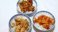 Druhý hlavní chod je jedním ze slavných jídel čínské kuchyně..