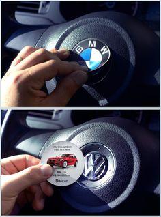 Case: BMW Transformation ブラジルでBMWのディーラーであるBMW Dalcarが実施したユニークなゲリラマーケティングをご紹介。プロモーションの狙いは、高所得層に向けて「B