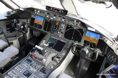 boeing 787 united cockpit - Google Search