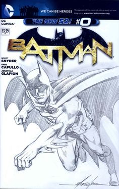 Batman by Mike Grell