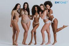 EMTONE – Die einzigartige und fortschrittliche Cellulite Behandlung Mit EMTONE bei OmniMed in Eisenstadt Cellulite erfolgreich behandeln Bikinis, Swimwear, Fashion, Top, Medicine, Moda, One Piece Swimsuits, Bikini, Bikini Swimsuit