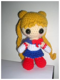 Yes, I like Sailor Moon. I can't help it!