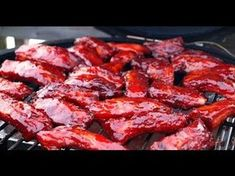 Chinese Ribs Recipe: Chinatown Char Siu Pork Or Ribs Marinade Chinese Boneless Spare Ribs, Chinese Ribs, Chinese Bbq Pork, Chinese Boneless Ribs Recipe, Chinese Rib Tips Recipe, Chinese Spare Ribs, Asian Beef, Chinese Recipes, Pork Rib Recipes